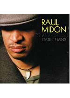 Raul Midon - State Of Mind (Music CD)