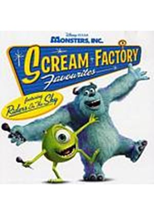 Various Artists - Monsters, Inc. Scream Factory Favourites (Music CD)