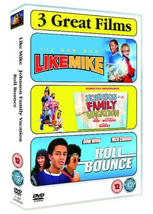 Family Collection 2 - Like Mike / Johnson Family Vacation / Roll Bounce