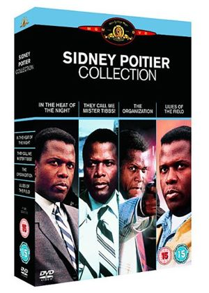 Sidney Poitier Collection - In The Heat Of The Night / Lilies Of The Field / The Organization / They Call Me Mr Tibbs