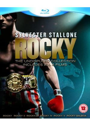 Rocky - The Complete Saga (Rocky 1-6) (Blu-Ray)