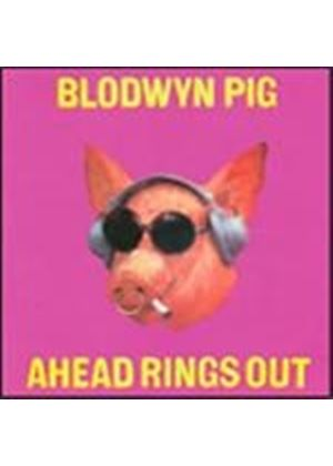 Blodwyn Pig - Ahead Rings Out (Music CD)