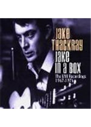 Jake Thackray - Jake In A Box (The EMI Recordings 1967-1976)