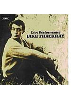 Jake Thackray - Live Performance (Music CD)