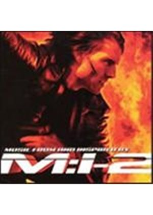 Various Artists - Mission Impossible II (Music From And Inspired By)