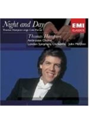 Thomas Hampson & Ambrosian Chorus/London Symphony Orchestra - Night And Day (Thomas Hampson Sings Cole Porter)