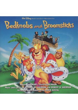 Various Artists - Bedknobs And Broomsticks