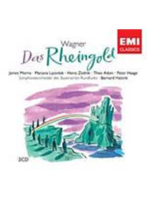 Richard Wagner - Das Rheingold (Haitink) (Music CD)