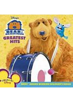Original TV Soundtrack - Bear In The Big Blue House (Music CD)