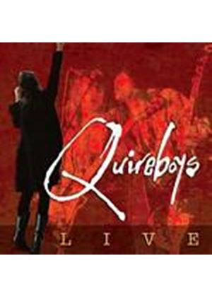 The Quireboys - Live (Music CD)
