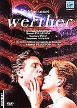 Massenet: Werther [Hampson]