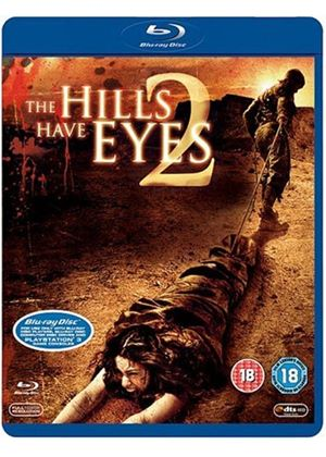 Hills Have Eyes 2 (Blu-Ray)