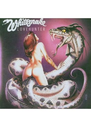Whitesnake - Lovehunter (Music CD)