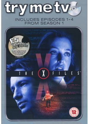 Try Me TV: The X Files - Season One