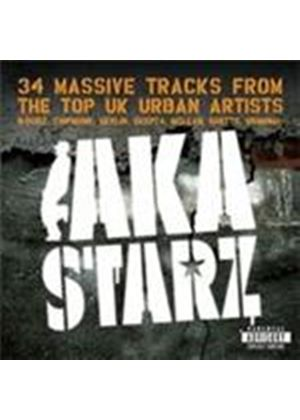 Various Artists - AKA Starz (Music CD)