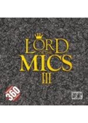 Various - Lord Of The Mics III (Music CD)