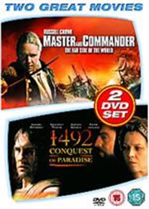 1492 - Conquest Of Paradise / Master And Commander - The Far Side Of The World