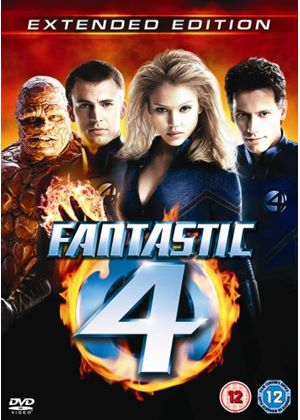 Fantastic Four (Extended Edition)