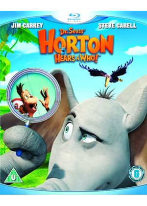 Horton Hears A Who (Blu-Ray)