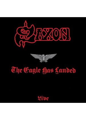 Saxon - The Eagle Has Landed (Music CD)