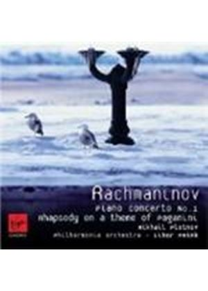 Rachmaninov: Piano Concerto No 1; Rhapsody on a Theme of Paganini
