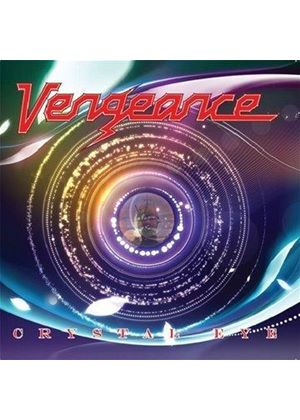 Vengeance - Crystal Eye (Music CD)