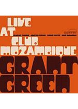 Grant Green - Live At Club Mozambique (Music CD)