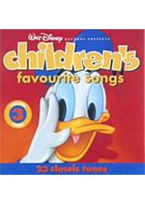 Various Artists - Childrens Favourite Songs 3 (Music CD)