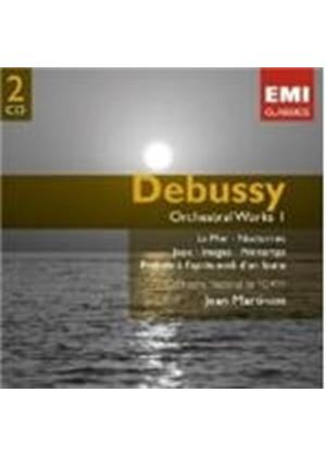 Debussy: Orchestral Works, Vol 1