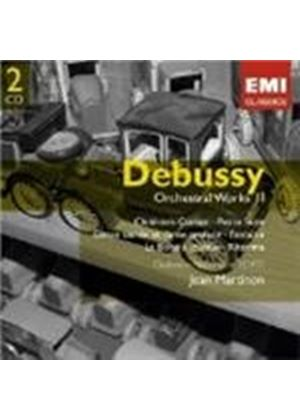 Debussy: Orchestral Works, Vol 2