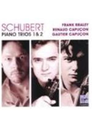 Franz Schubert - Piano Trios (Capucon) (Music CD)