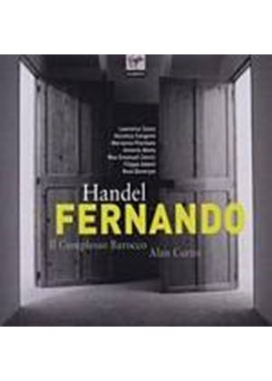 George Frideric Handel - Fernando, Re Di Castiglia (Curtis) (Music CD)