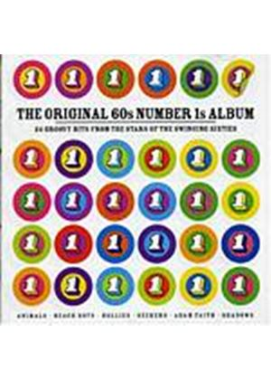 Various Artists - The Original 60s Number 1s Album (Music CD)