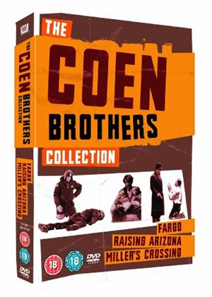 The Coen Brothers Collection - Fargo / Raising Arizona / Millers Crossing