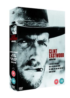 Clint Eastwood Collection - For A Few Dollars More / The Good  The Bad And The Ugly / A Fistful Of Dollars / Hang Em High
