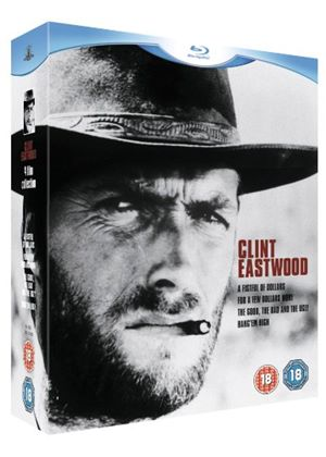 Clint Eastwood Collection (Blu-Ray)