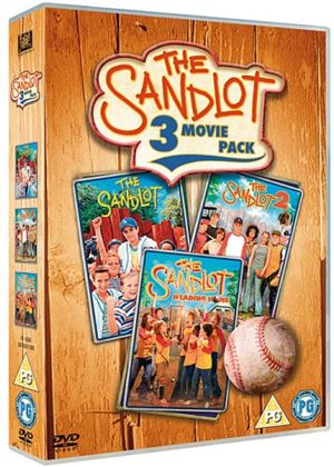 Sandlot Kids Collection - The Sandlot Kids / The Sandlot Kids 2 / The Sandlot Kids 3