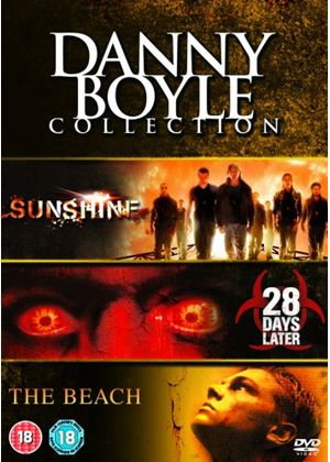 Danny Boyle Collection - Sunshine / The Beach / 28 Days Later