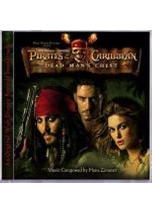 Original Soundtrack - Pirates of the Caribbean: Dead Mans Chest (Zimmer) (Music CD)