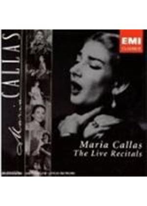Maria Callas - (The) Live Recitals
