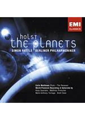 Gustav Holst - The Planets/Asteroids (Rattle, Berliner PO, Matthews, Dean) (Music CD)