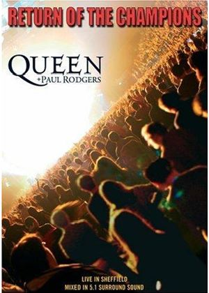 Paul Rodgers - Return of the Champions [DVD] (Live Recording/+DVD)