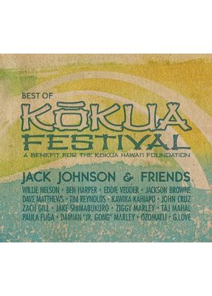 Jack Johnson & Friends - Jack Johnson & Friends: Best Of Kokua Festival (Music CD)
