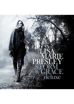 Lisa Marie Presley - Storm & Grace (Deluxe Edition) (Music CD)