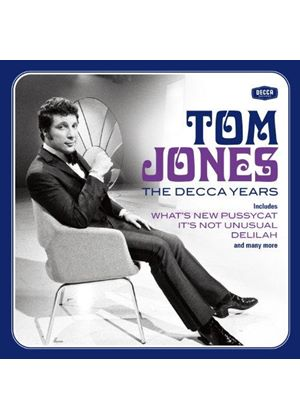 Tom Jones - Tom Jones (The Decca Years) (Music CD)