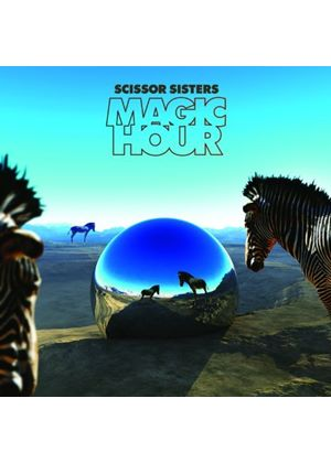 Scissor Sisters - Magic Hour (Deluxe Edition) (Music CD)