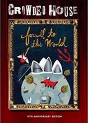 Crowded House - Farewell To The World (Music 2DVD)