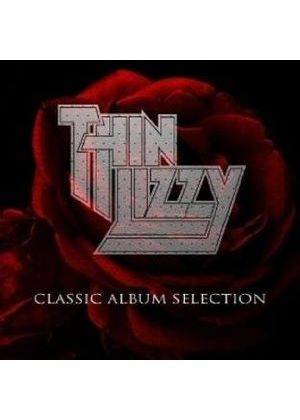 Thin Lizzy - Classic Album Selection (Nightlife/Fighting/Jailbreak/Johnny The Fox/Bad Reputation/Black Rose) (6 CD Box Set) (Music CD)