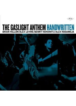 The Gaslight Anthem - Handwritten (Limited Edition) (Music CD)