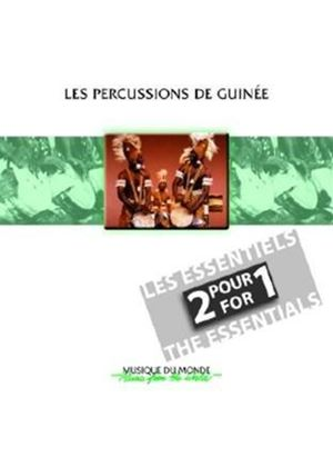 Various Artists - Percussionists of Guinea (Music CD)